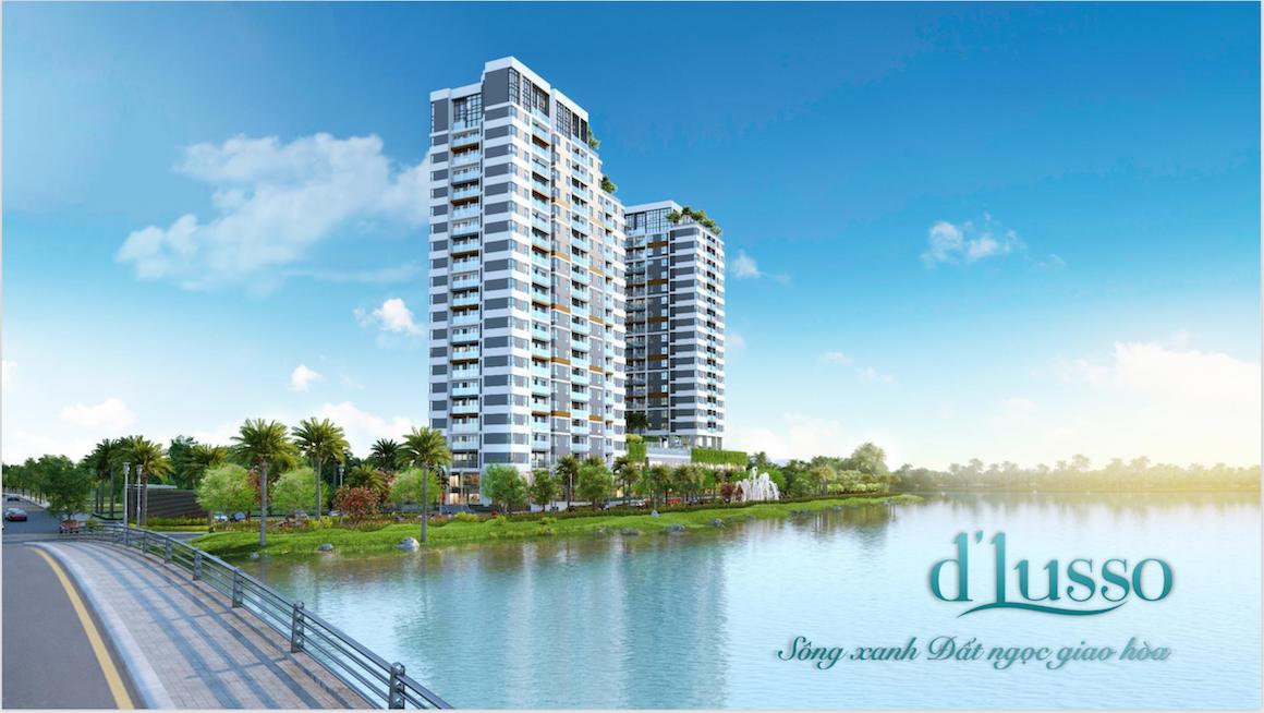 Dự án căn hộ D'Lusso Quận 2 - chủ đầu tư Minh Thông