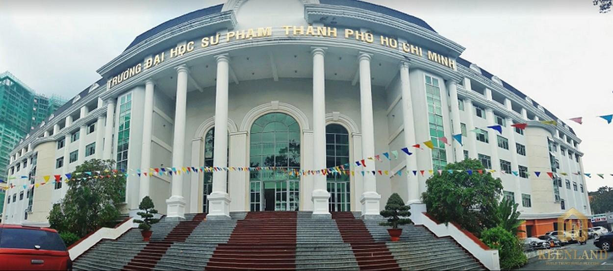 Trường ĐH Sư Phạm TP. HCM