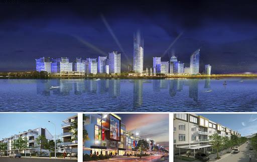 Chủ đầu tư Goldora Plaza - Khu đô thị sinh thái bán đảo Thanh Phong