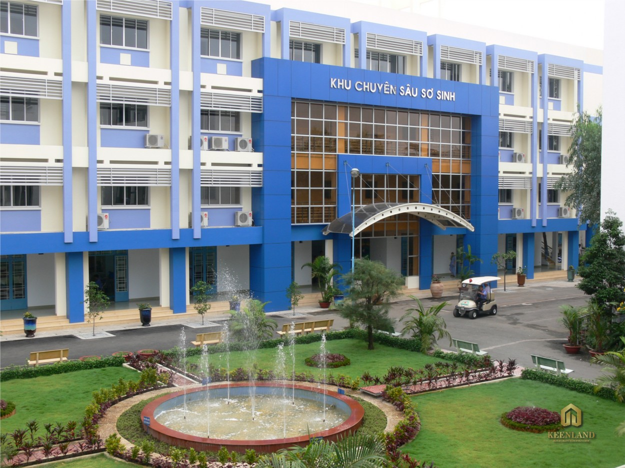 Bệnh viện Nhi Đồng Quận 10