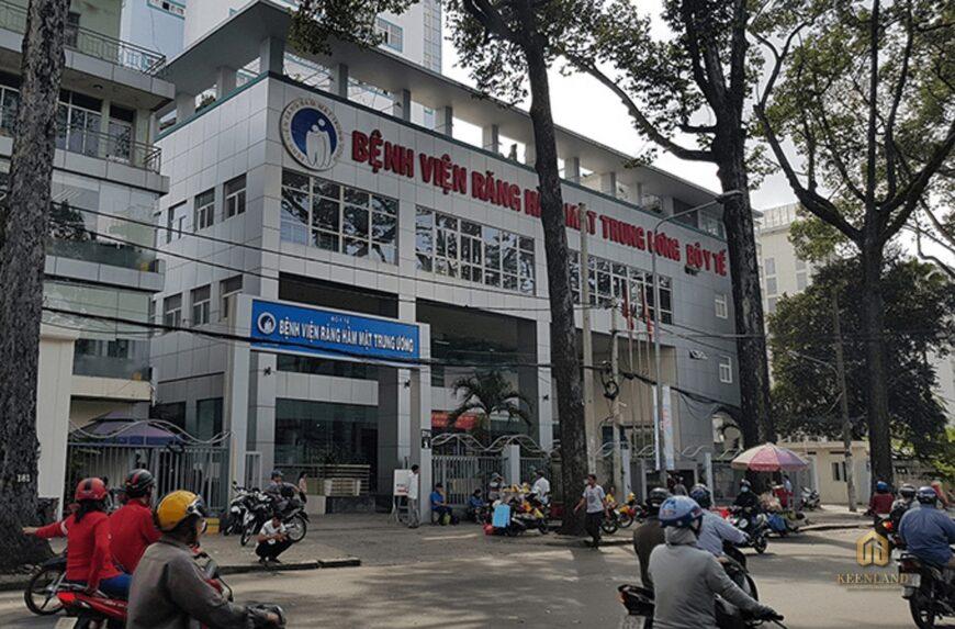 Bệnh viện Răng Hàm Mặt