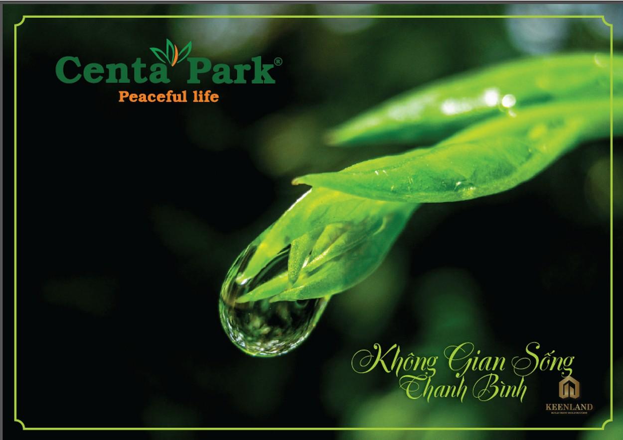 Dự án Centa Park của CT Group