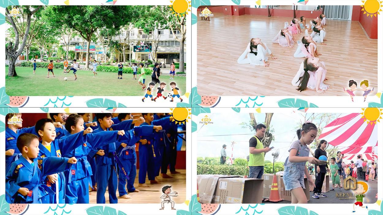 Cộng đồng dân cư văn minh Khu đô thị Phú Mỹ Hưng