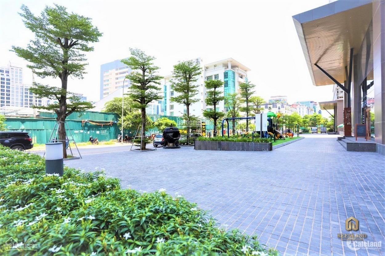 Công viên cây xanh - Tiện ích nội khu dự án chung cư Tôn Thất Thuyết