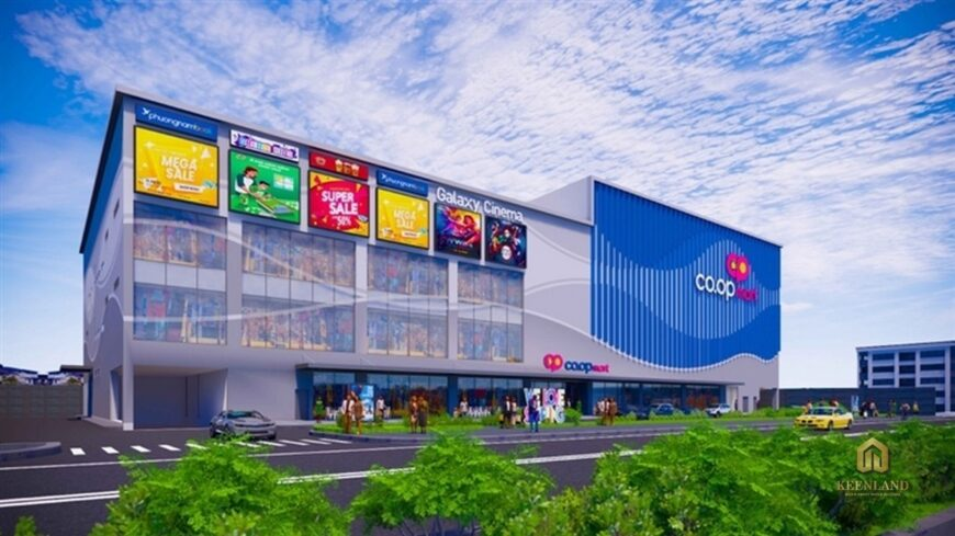 Coopmart Thắng Lợi