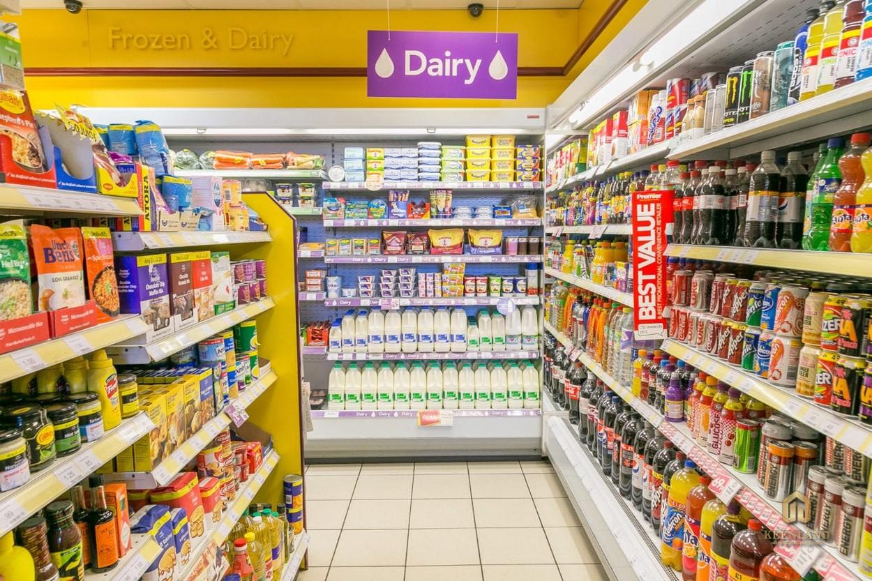 Cửa hàng tiện lợi - Tiện ích nội khu dự án Hoàng Anh Gia Lai 1