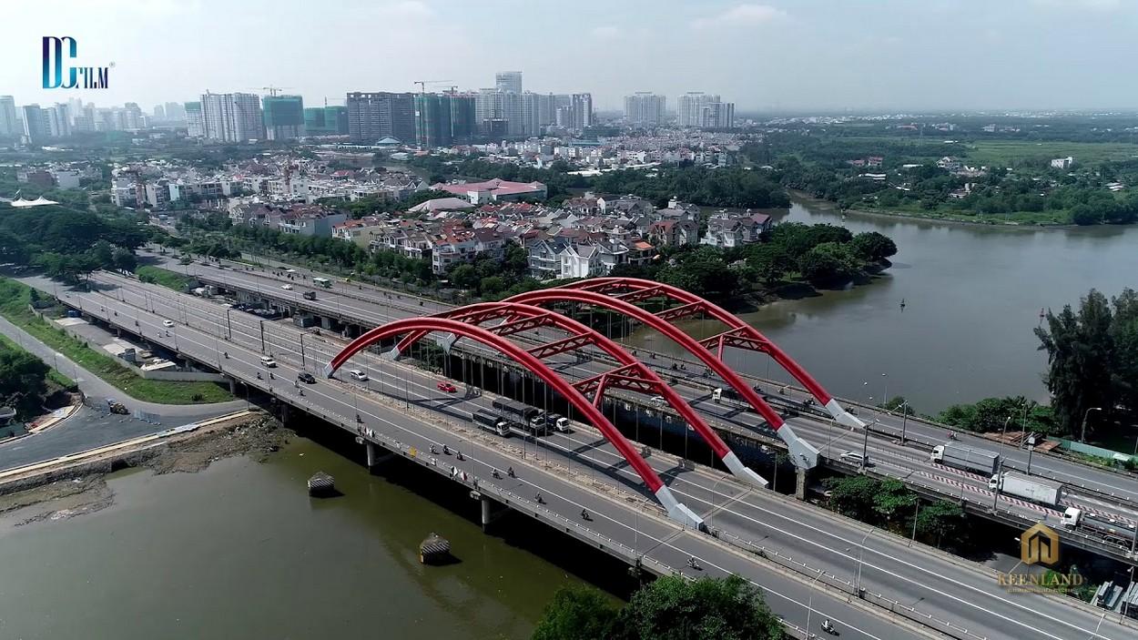Đại lộ Nguyễn Văn Linh tạo điều kiện liên kết vùng cho dự án Hoàng Anh Gia Lai 1