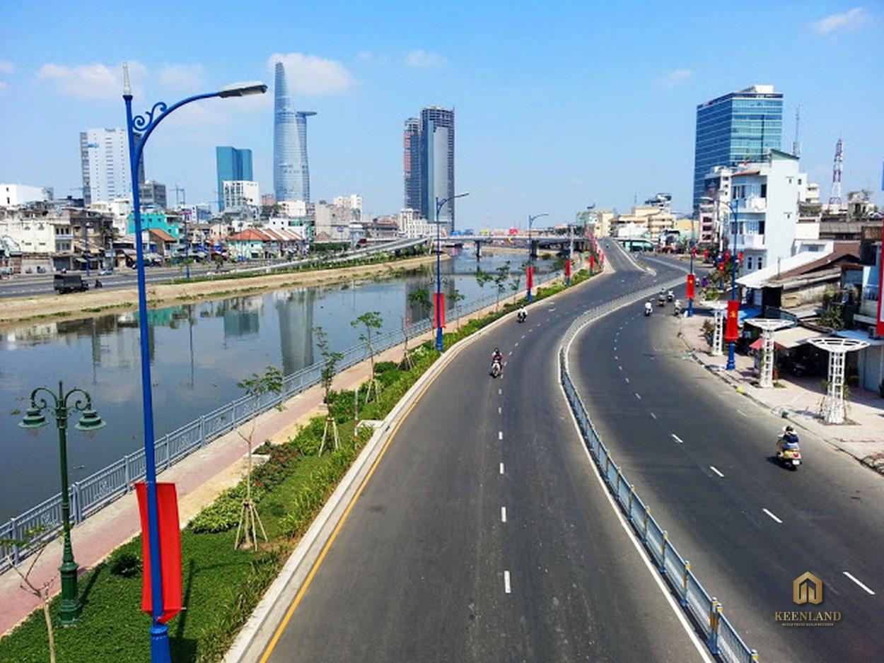 Đại lộ huyết mạch Võ Văn Kiệt