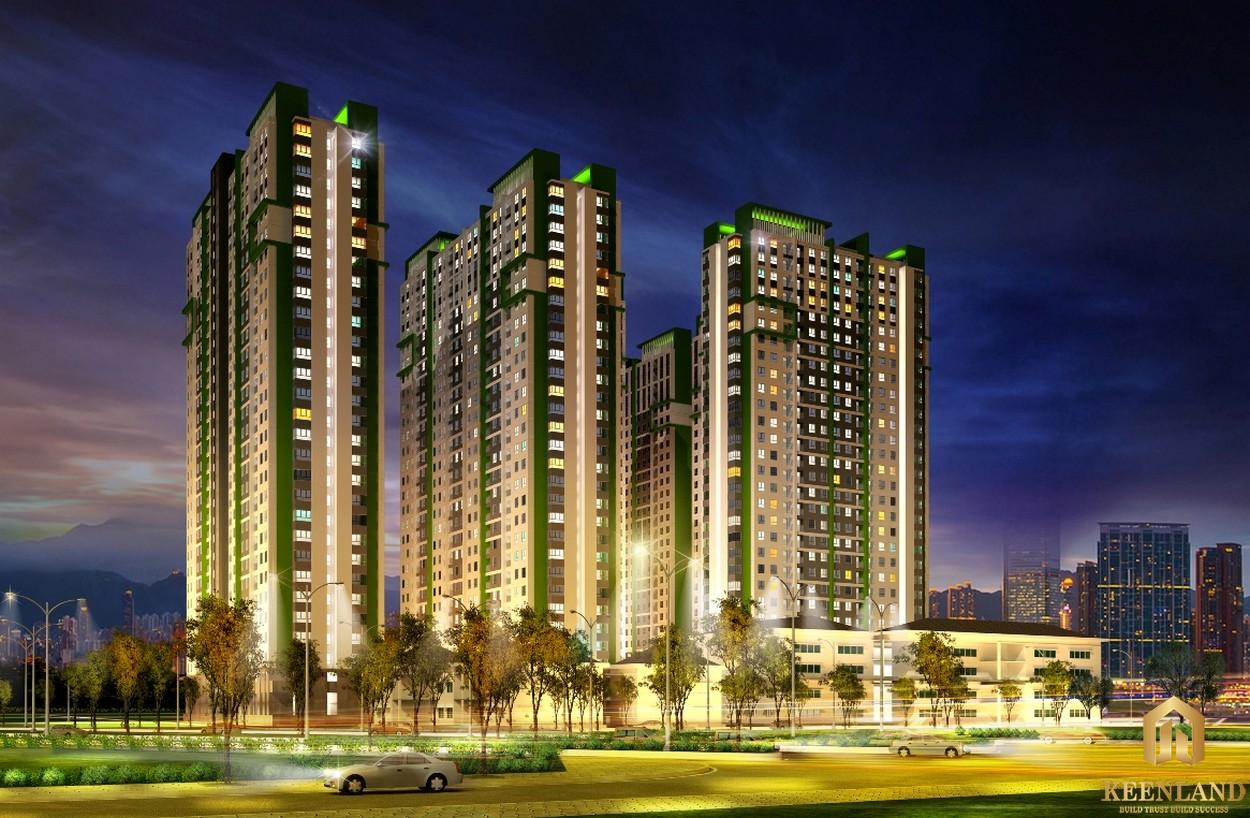 Giới thiệu dự án Carina Plaza