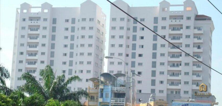 Hình ảnh thực tế tòa chung cư 203 Nguyễn Trãi