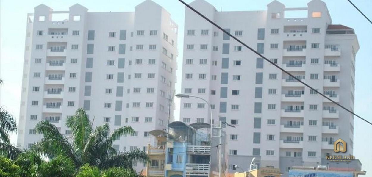 Phối cảnh dự án chung cư 203 Nguyễn Trãi