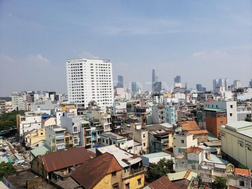 Khu vực nơi dự án 203 Nguyễn Trãi tọa lạc