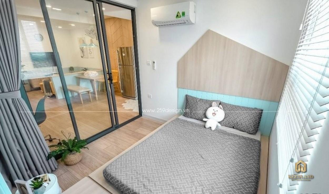 Phòng ngủ căn hộ Sky 9