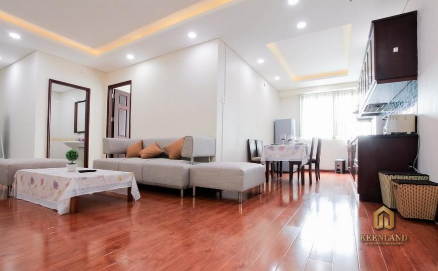 Nhà khách căn hộ International Plaza