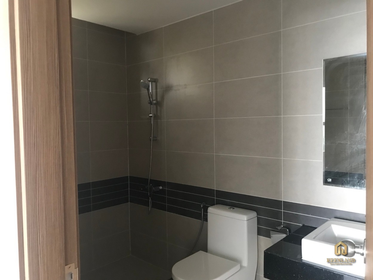 Phòng WC căn hộ Lucky Palace