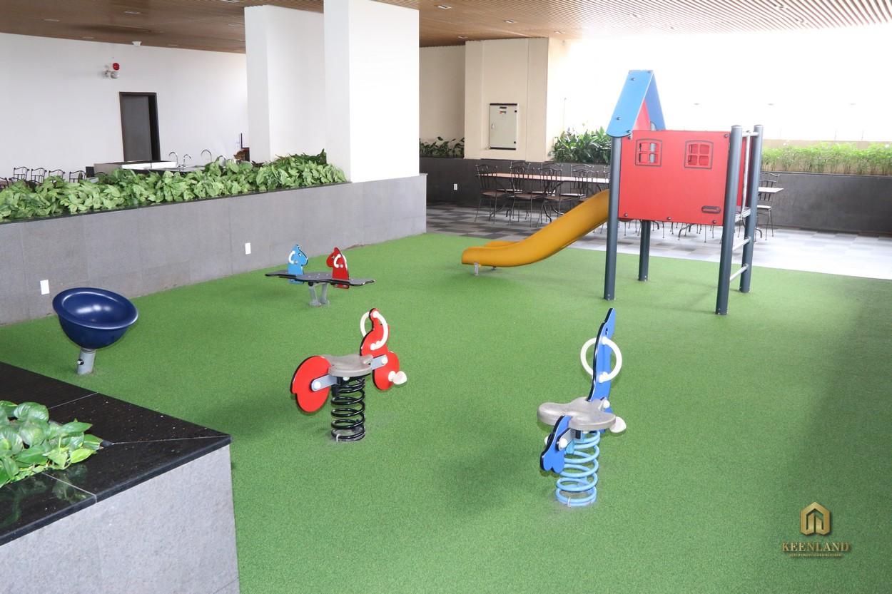 Khu vui chơi trẻ em tại chung cư Lucky Palace