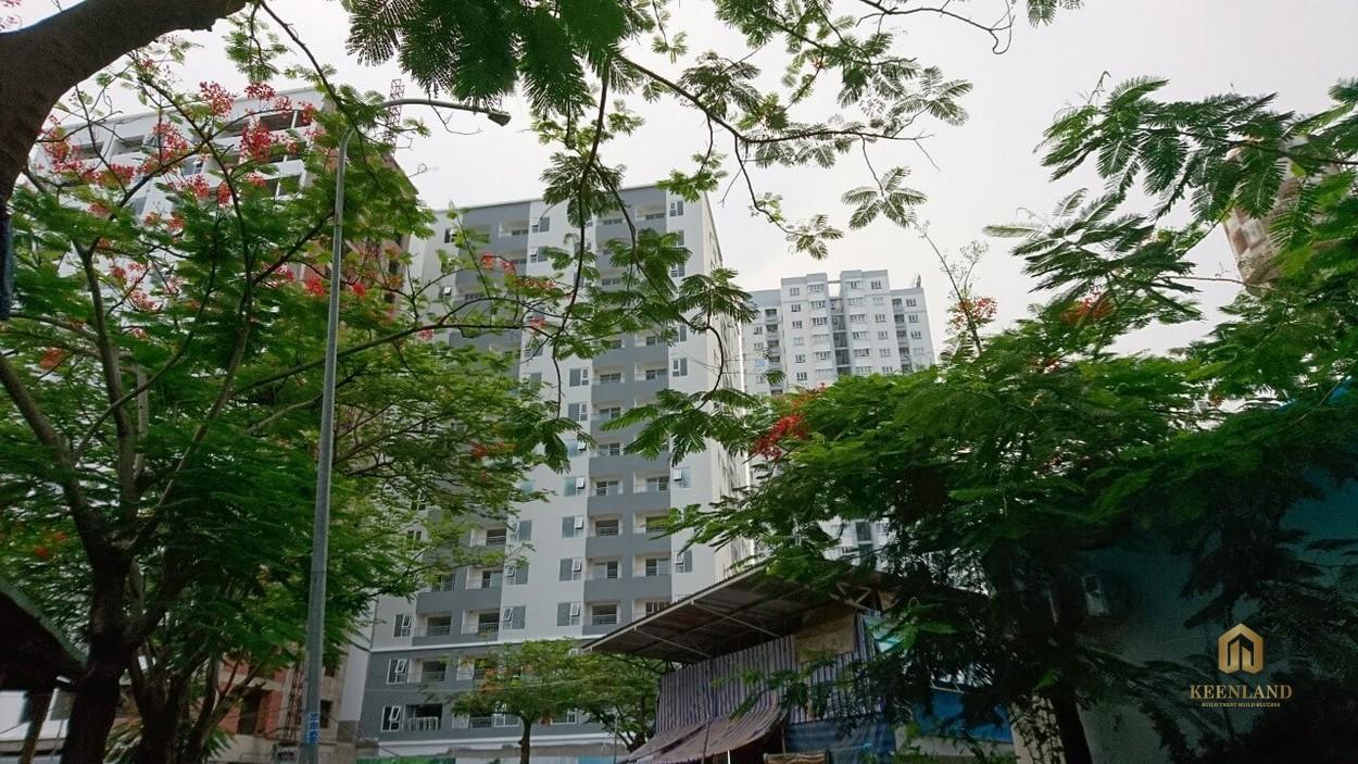 Hình ảnh thực tế chung cư Starlight Riverside