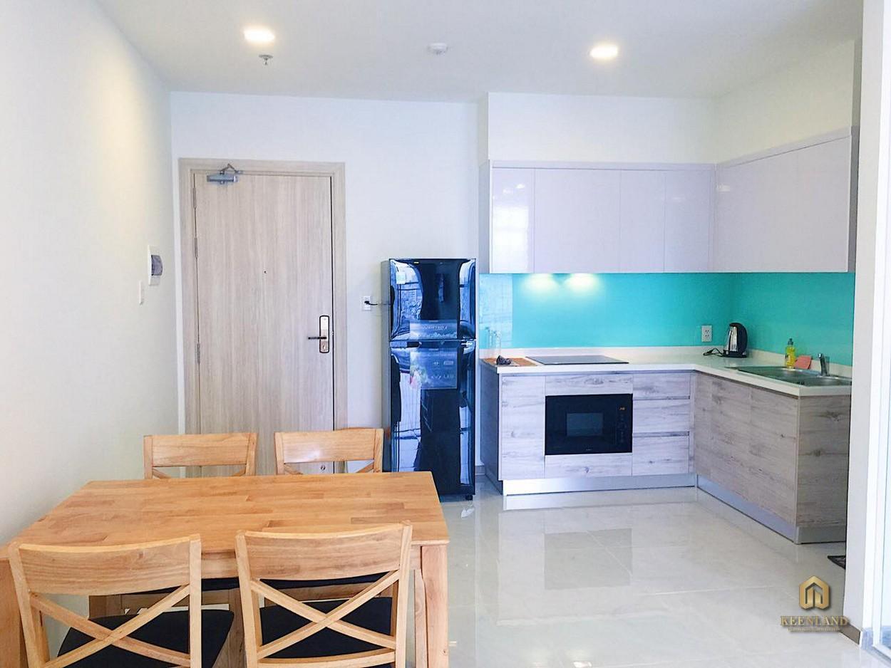 Thiết kế căn hộ mẫu Viva Riverside Quận 6