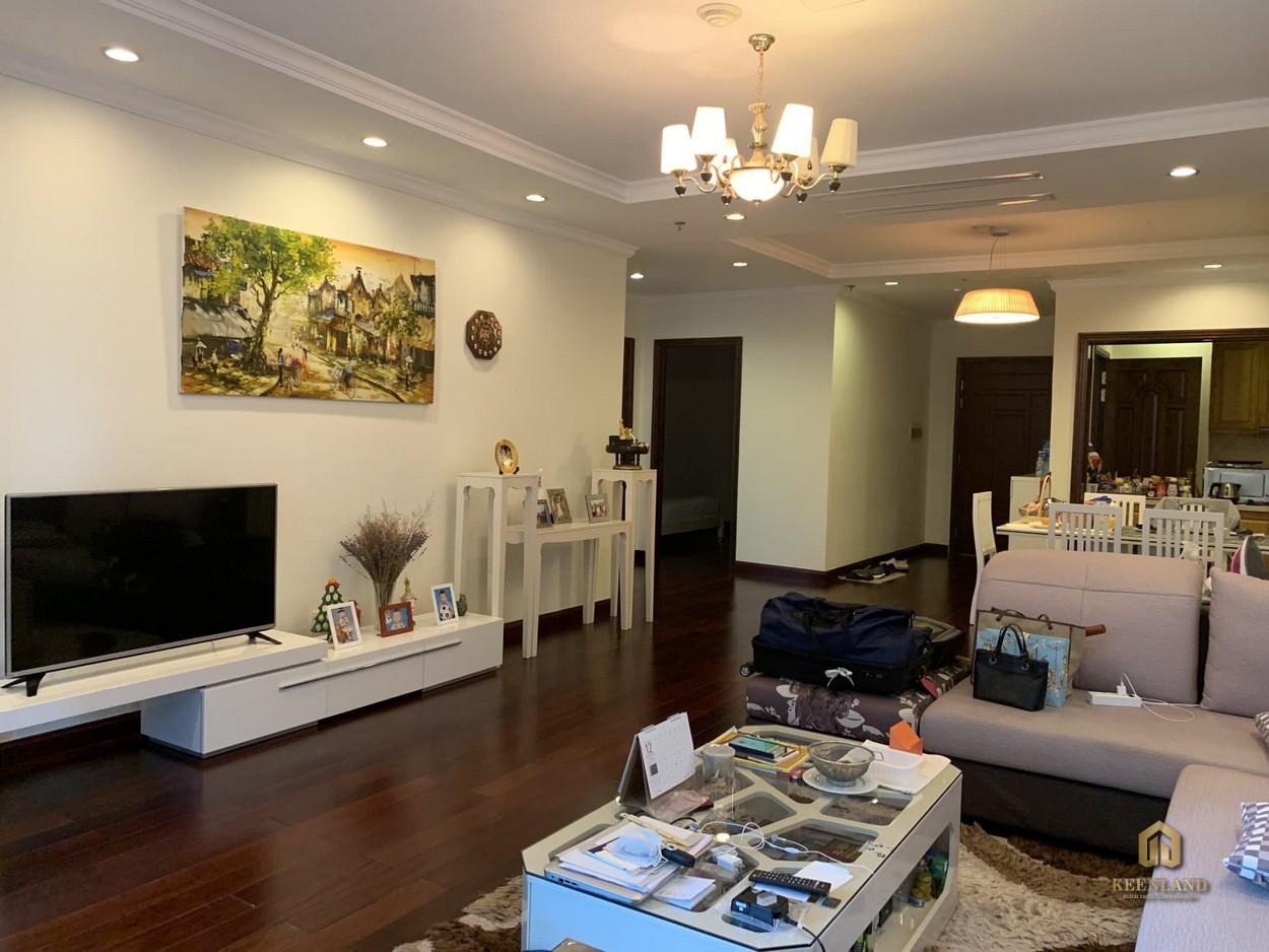 Hình ảnh thực tế căn hộ Vinhomes Đồng Khởi