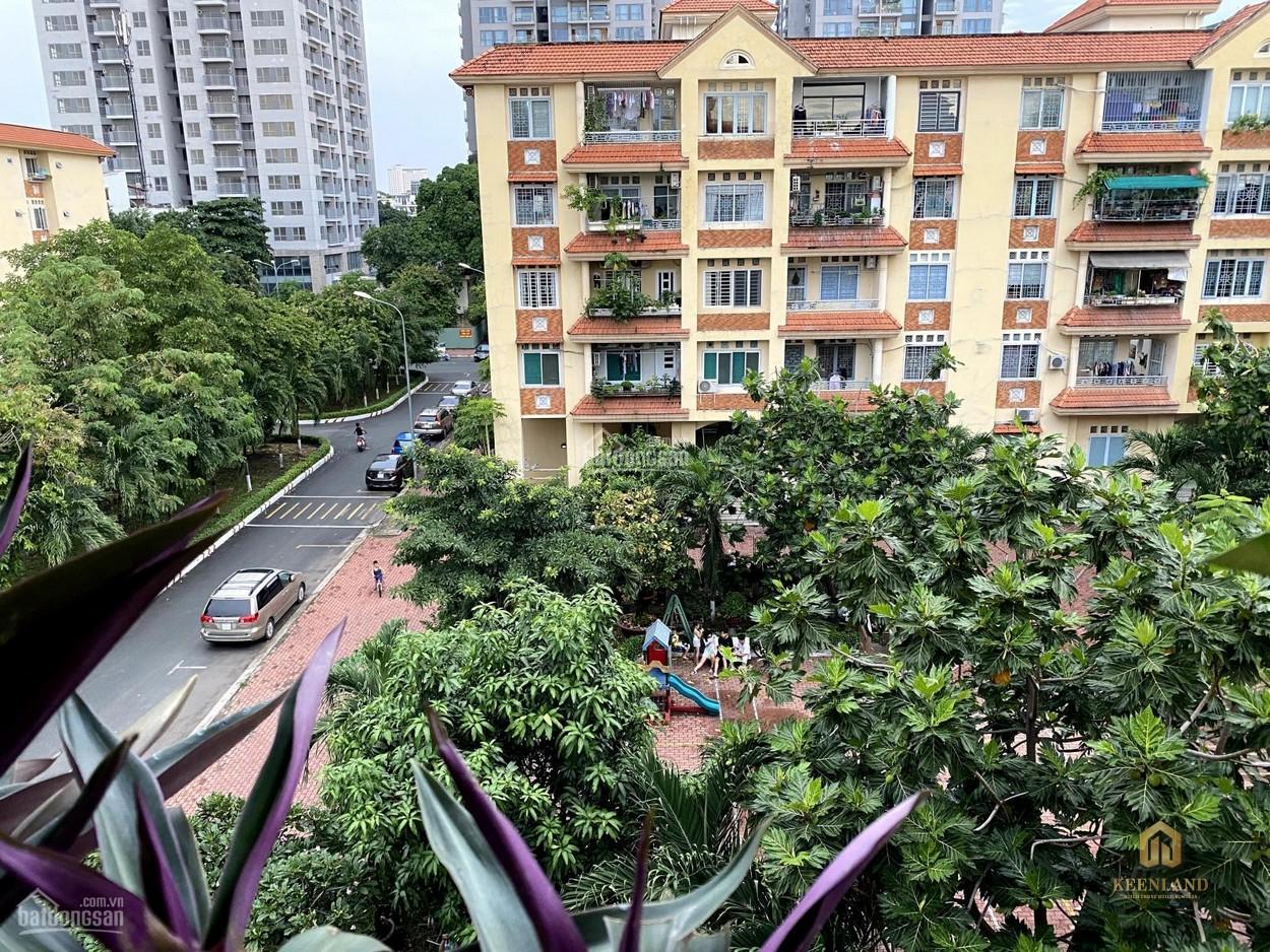 Không gian xanh tại chung cư Đào Duy Từ
