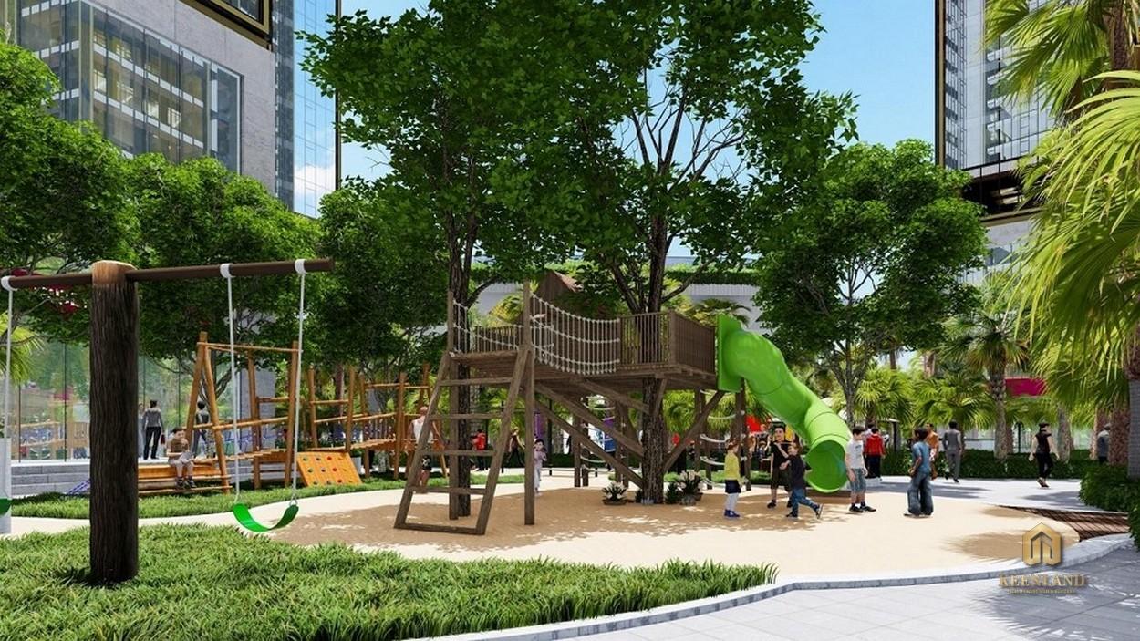Khu vui chơi trẻ em tại dự án Tulip Tower Quận 7