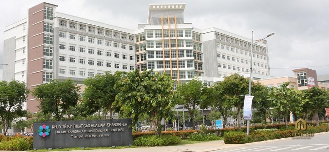 Khu Y tế kỹ thuật cao Hoa Lâm