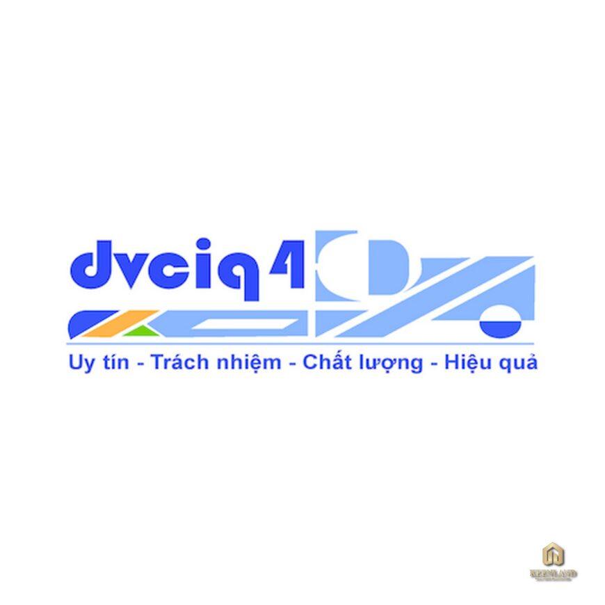 Logo chủ đầu tư Công Ích Dịch Vụ Quận 4