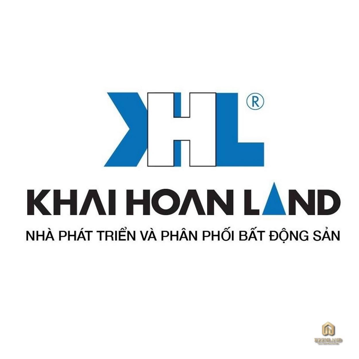 Logo chủ đầu tư Khải Hoàn Land