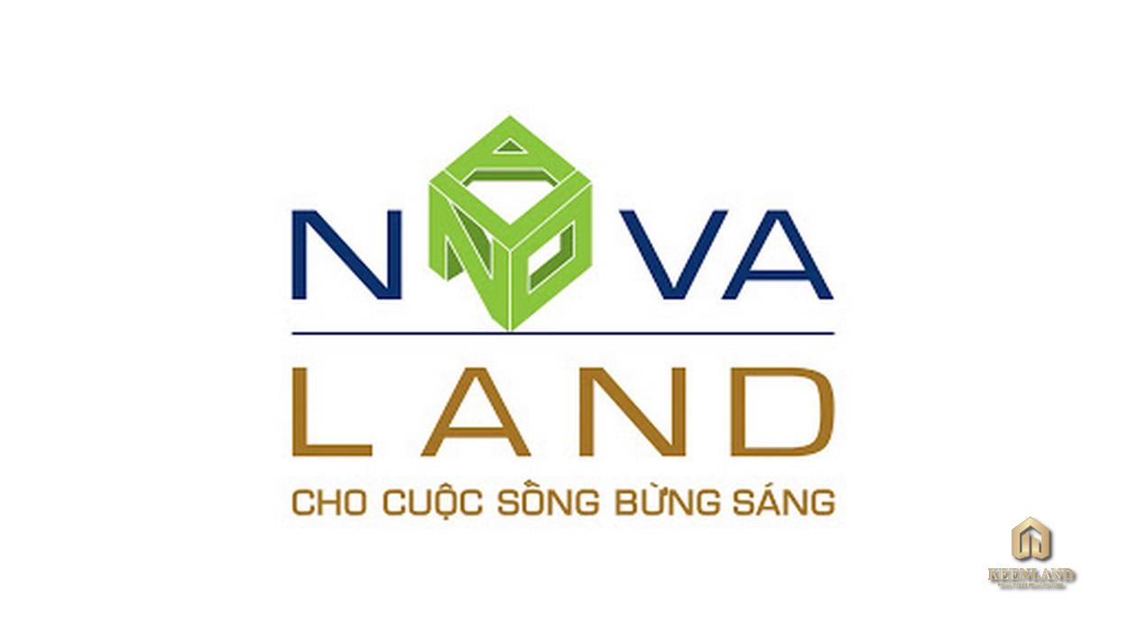 Logo chủ đầu tư dự án Lucky Palace - Novaland