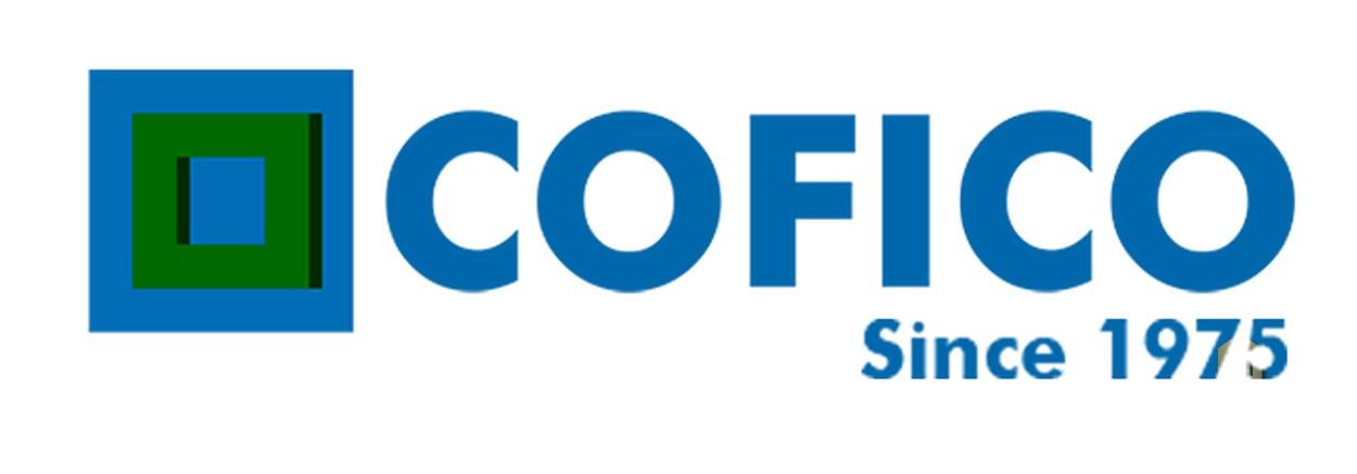 Logo COFICO - Nhà thầu dự án An Phú Plaza Quận 3