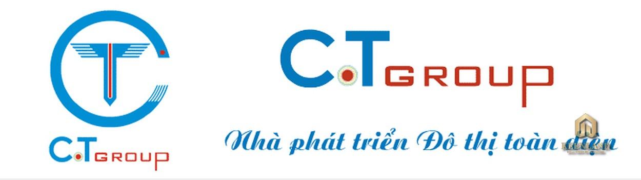 Logo chủ đầu tư dự án C.T Plaza Minh Châu - C.T Group