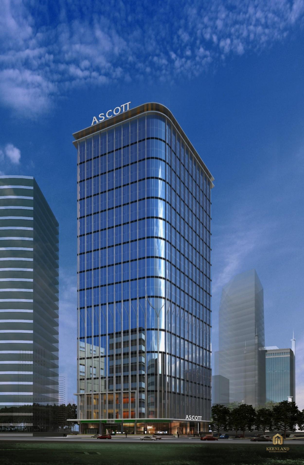 Mặt bằng tổng thể dự án Ascott Waterfront Saigon