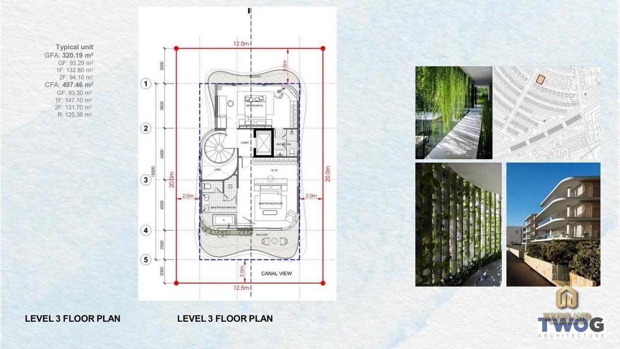 Mẫu thiết kế biệt thự Merry Land Quy Nhơn