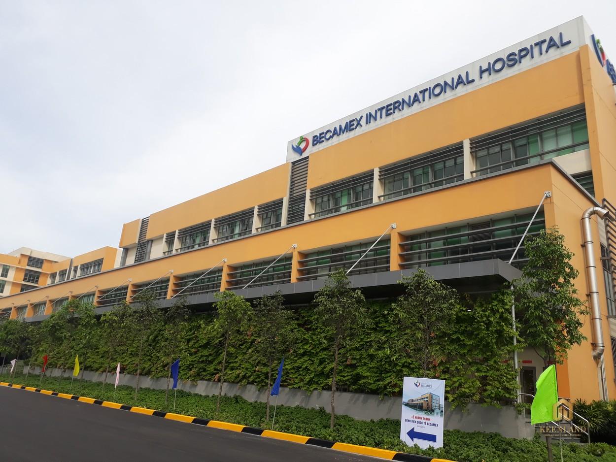 Bệnh viện Quốc tế Becamex