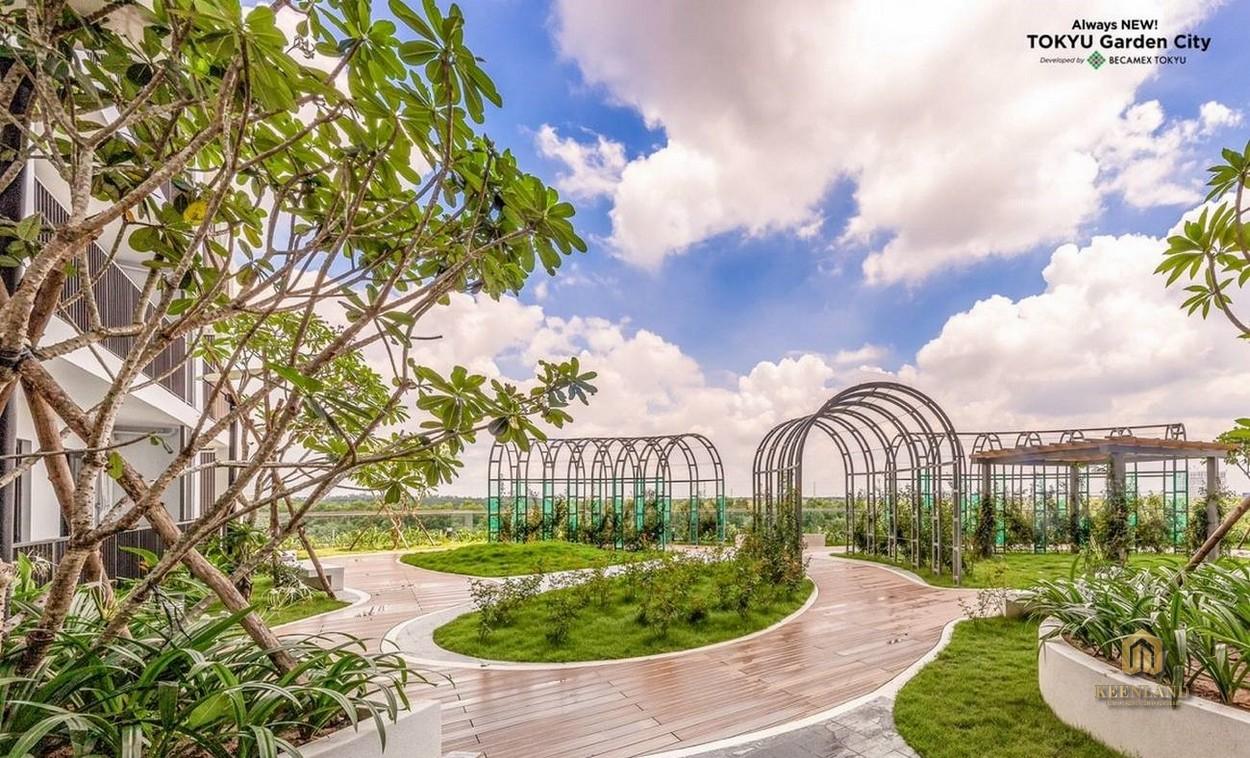 Công viên dự án Sora Gardens II Thủ Dầu Một