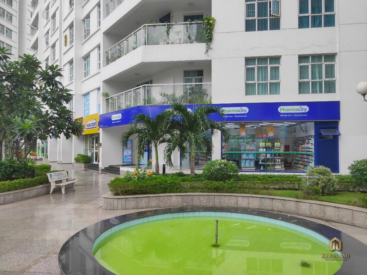 Pharmacity -  Tiện ích nội khu dự án  Hoàng Anh Thanh Bình Quận 7