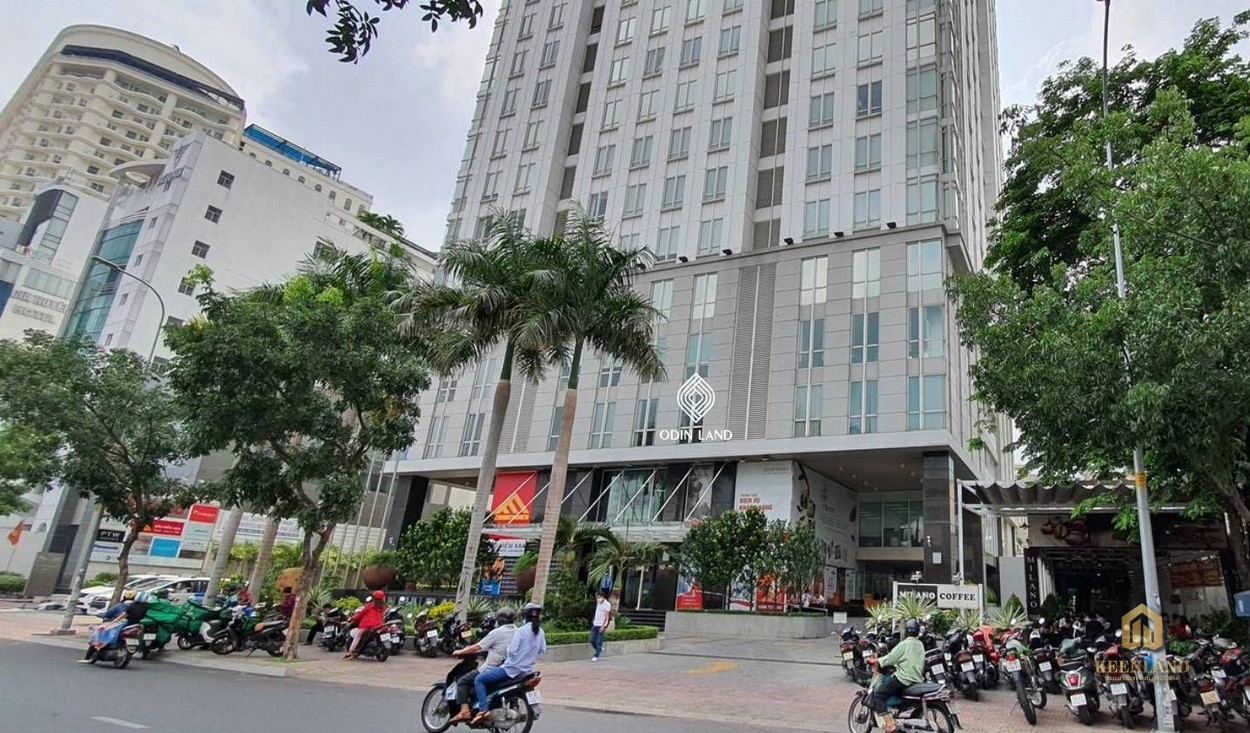 Phối cảnh dự án An Phú Plaza Quận 3