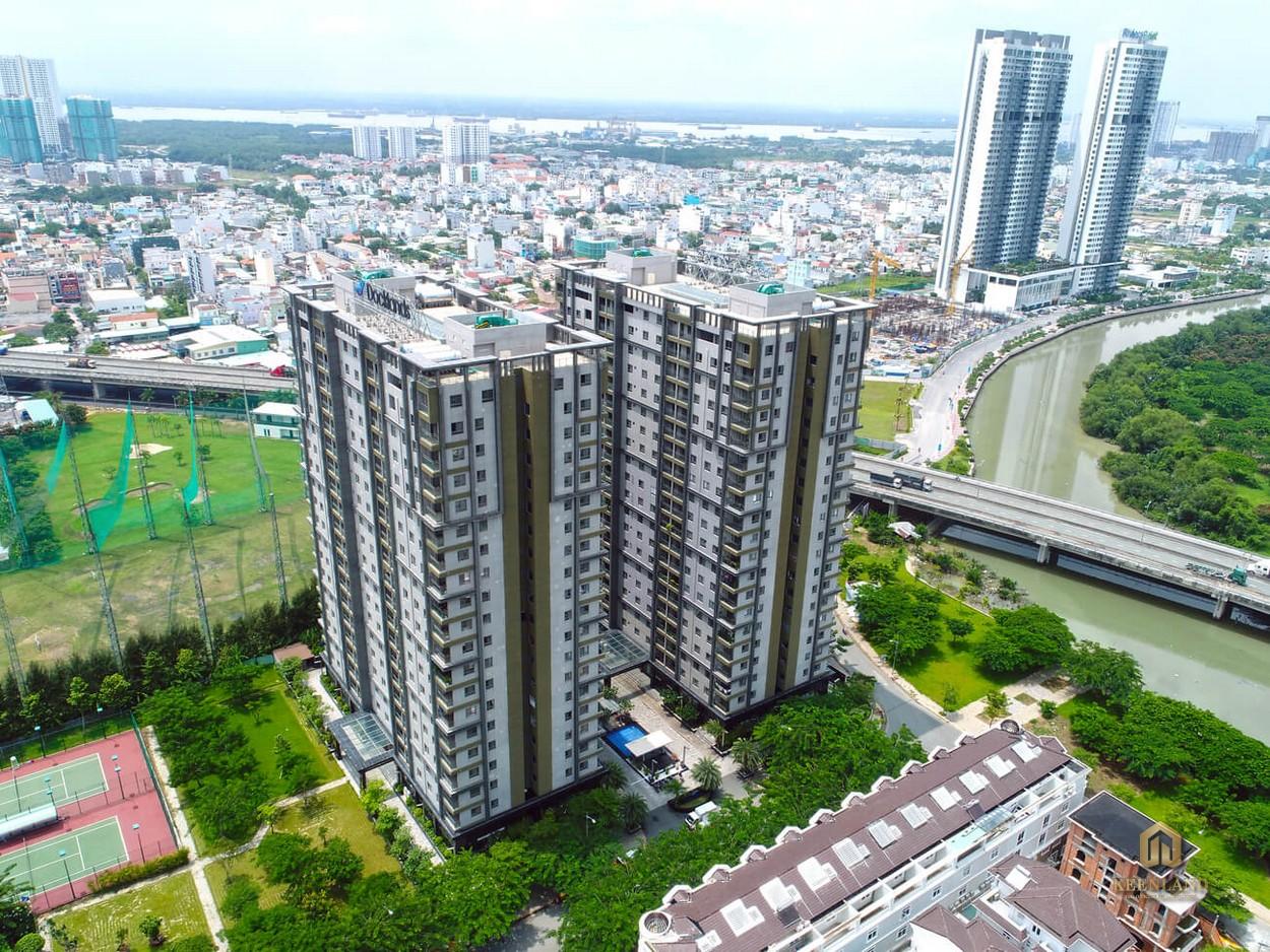Phối cảnh dự án Docklands Sài Gòn