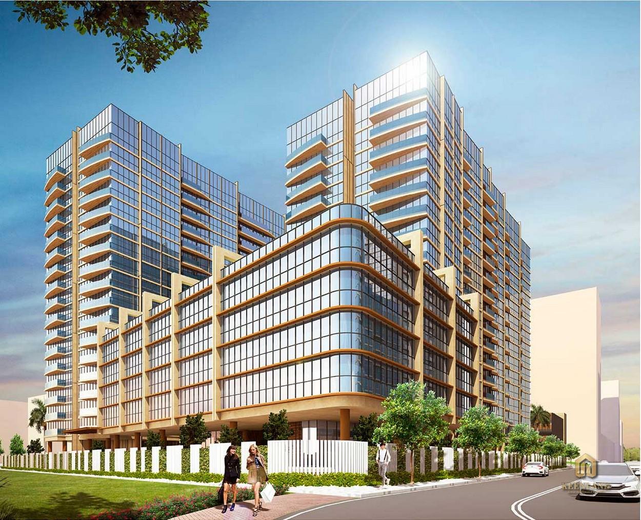 Phối cảnh dự án Thủ Thiêm River Park 9
