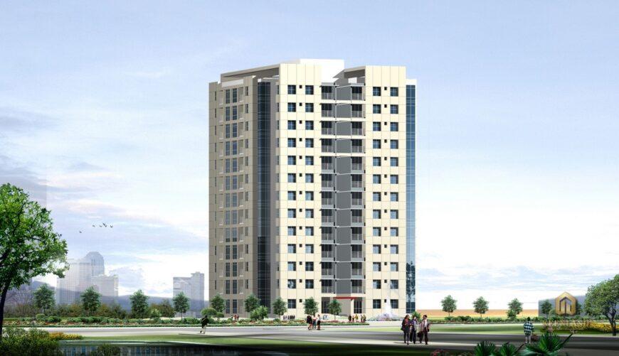 Phối cảnh dự án chung cư Khánh Hội 3