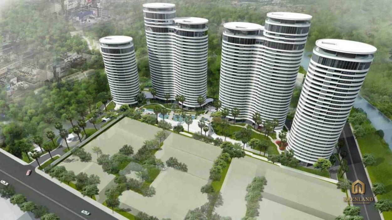 Phối cảnh dự án City Garden