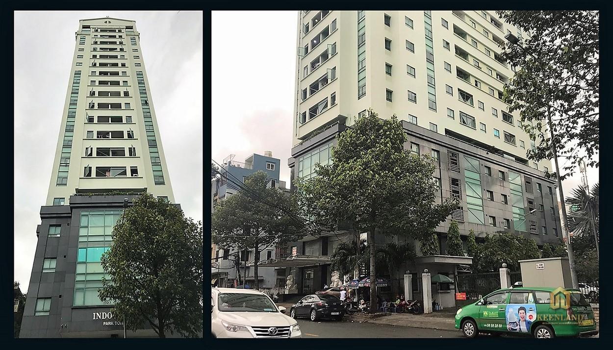 Tổng thể dự án Indochina Park Tower
