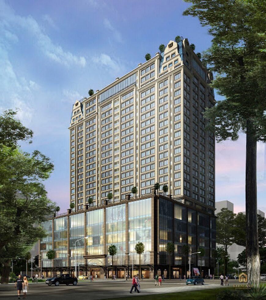 Phối cảnh dự án Léman Luxury Apartment