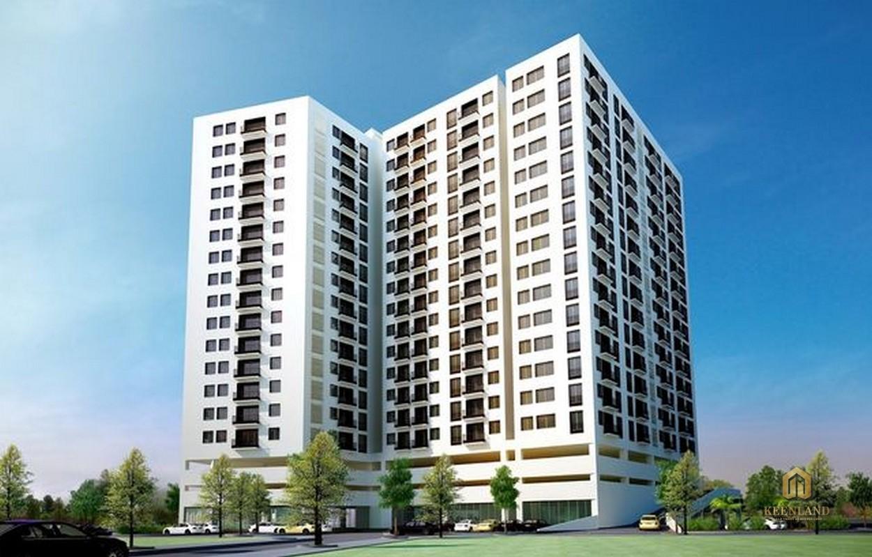 Phối cảnh dự án căn hộ Ngọc Lan Apartment