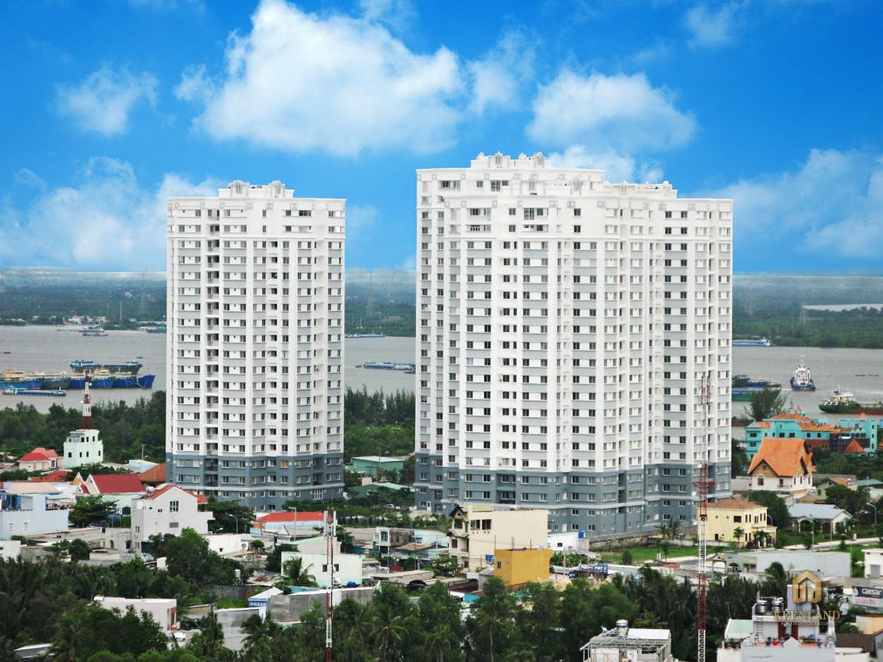 Phối cảnh dự án Phú Mỹ Thuận