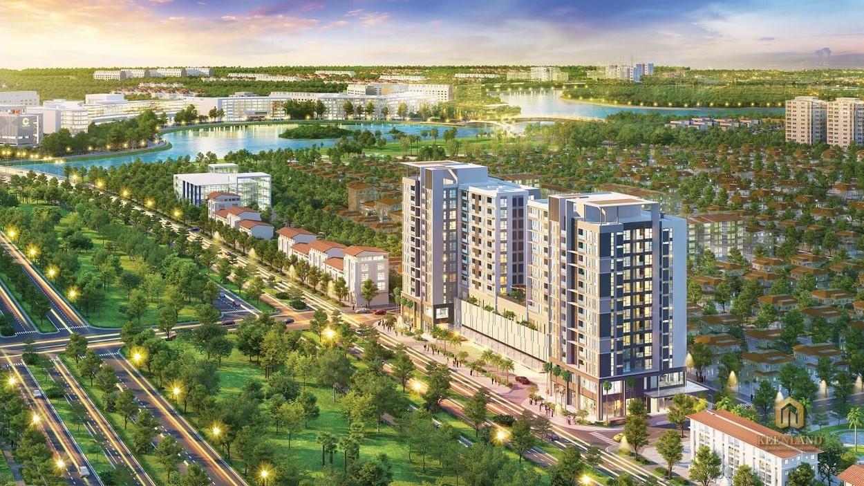 Phối cảnh dự án Urban Hill Phú Mỹ Hưng Quận 7