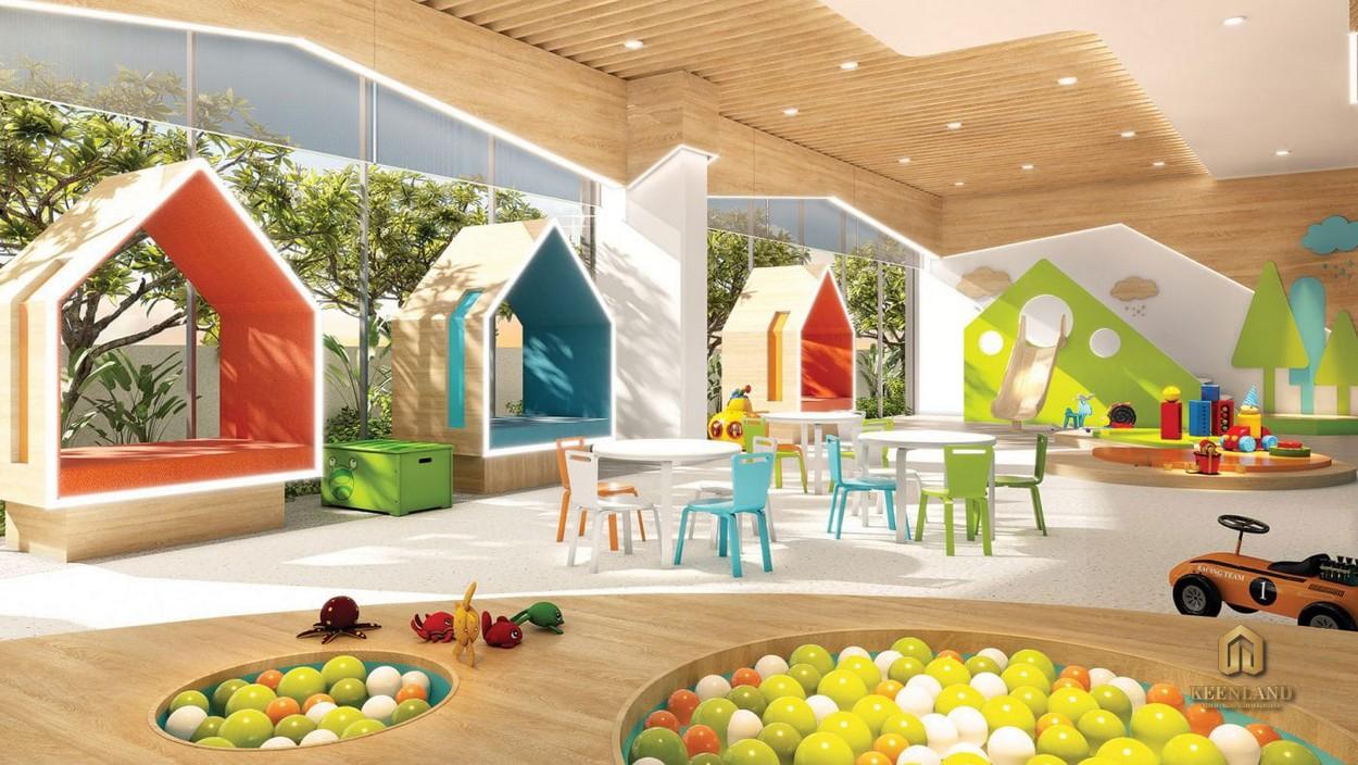 Phòng chơi trẻ em tại dự án Urban Hill Phú Mỹ Hưng Quận 7
