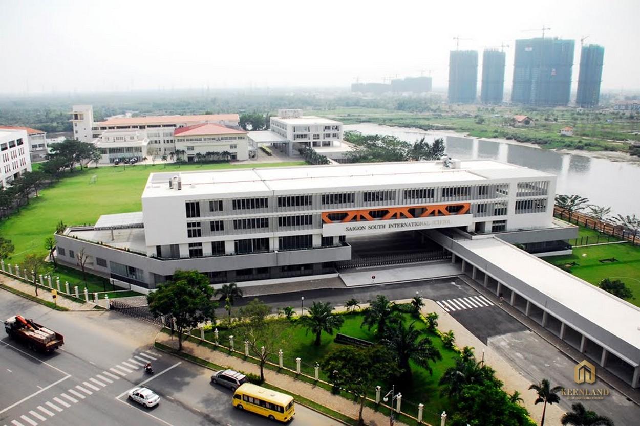 Trường Quốc tế liên cấp Nam Sài Gòn