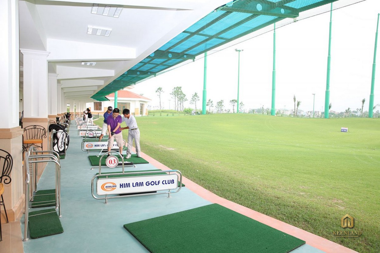Sân Golf Him Lam Quận 7