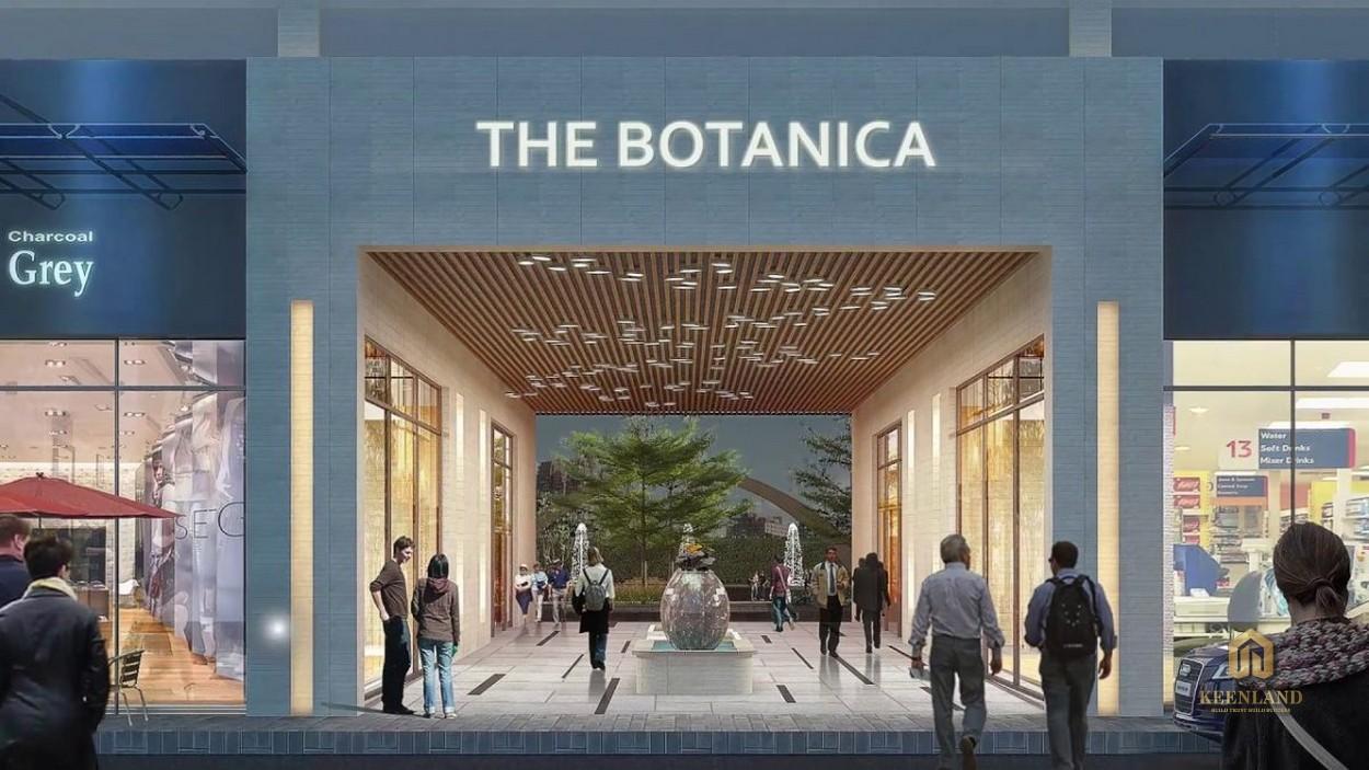 Tiện ích nội khu dự án The Botanica